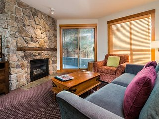 2 Bedroom Suite at Legends Whistler Creek