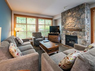 3 Bedroom Suite at Legends Whistler Creek
