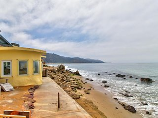 NEW LISTING! Vintage Ventura Seaside Cottage - Prime Surfing Spot Steps Away