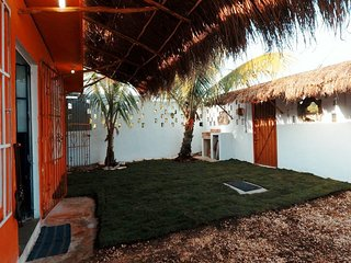 Affordable rustic house in Tulum