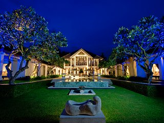 The Ylang Ylang - an elite haven, 6BR, Sanur-Ketewel