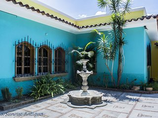 Casa Sunrise Antigua. 7 Bedrooms