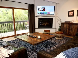 Riverside Condos C03 - 2 Bd, 2 Ba, Sleeps 6 - Deluxe Telluride Vacation Rental