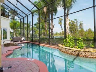 Formosa Gardens 45 - 5* villa with pool, game room and home theater near Disney