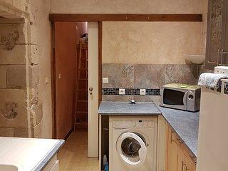 beautiful flat 1 bedroom calm place pedestrian area wi-fi