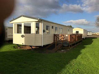 wheelchair accessible caravan