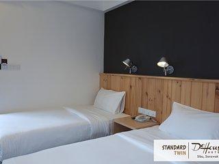 De House Hotel (Standard Twin 2)
