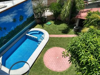 House in Morelos. Near Tequesquitengo Lake and Taxco