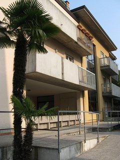APARTMENT MASETTO: quite, 500m from lake, with free wi-fi, garage & parking