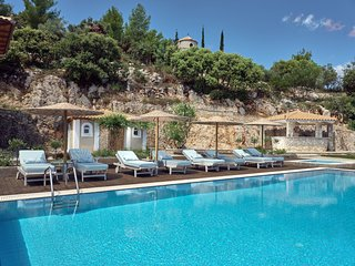 Serenus Villa Zakynthos | Luxury Villa with Pool