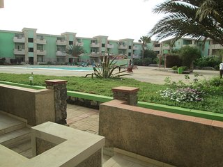 Residence Moradias green apartment (F) two bedrooms with private pool