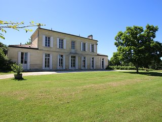 Gorgeous Maison de Maitre, near Bordeaux