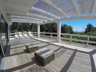 New Beach Villa on Elba island