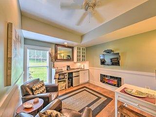 NEW! Harrisonburg Studio Cottage w/ 9 Acres & Pond