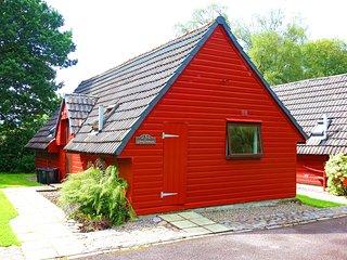Highland Timber Lodge   Glenfinnan Lodge