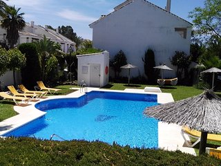 House near Puerto Banus for family Holidays in Marbella