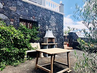 Casa Bellavista con excelentes vistas en Mozaga