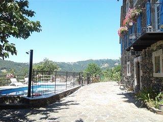 Gîte Le Rouvelet,  vue imprenable, piscine