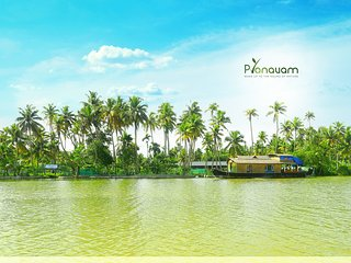 Pranavam Backwater/ River side resorts