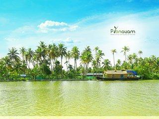 Pranavam Backwater/ River side resorts