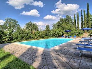 6 bedroom Villa in Bagno a Ripoli, Tuscany, Italy : ref 5628692