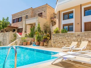 2 bedroom Villa in Dafnés, Crete, Greece : ref 5658156