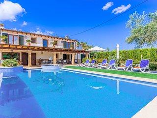 5 bedroom Villa in Pollença, Balearic Islands, Spain : ref 5571230