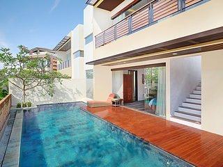 1 Bedroom Villas Private Pool with Ocean View on Rooftop (Room 2)