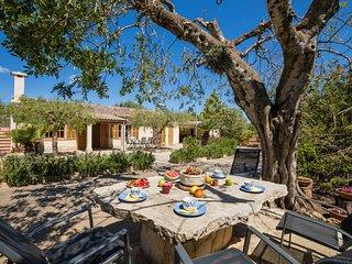 Cuca - gemütliches Ferienhaus mit Pool