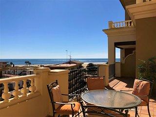 My Sunny Apt - Atico Canela Park, 3 dormitorios con vistas al mar**