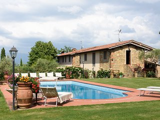 4 bedroom Villa in Batelli, Tuscany, Italy : ref 5628697