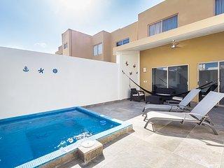 Casa Allegranza—New House in Quiet Gated Community