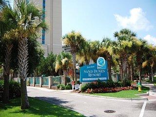 Sand Dunes Resort 2526 ( 1 Bdrm, 1 Bath) Oceanfront-5th Floor***