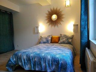 Appartement Neuf entre plage et centre 100m,tout équipé,toutes charges comprises
