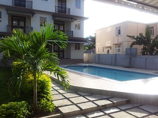 Fully Furnished 2 Bedroom Ground Floor Apartment with Pool