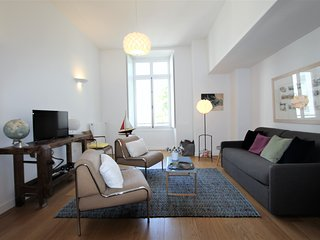 Apartment 4 people Nantes city center