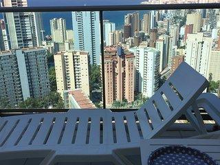 Apartamento de Lujo en planta 20 Torre Lugano