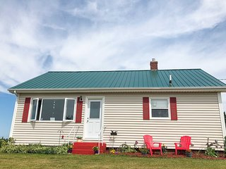 NEW! Quiet Rock Barra Home on Old Farm Near Beach!