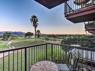 NEW! Lake Havasu Condo w/Golf Course & Lake Views!