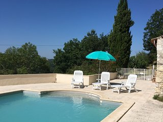 Panoramic Views & Private Pool - French tradition at its best