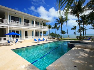 5BR home directly on the Ocean-- Ultra luxurious estate in Islamorada, Fl Keys