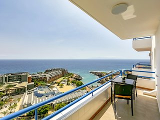 21-Comfortable apartment  with panoramic sea-view, WiFi, 3 pax