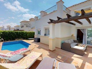 Casa Isla - A Murcia Holiday Rentals Property