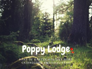Poppy Lodge Boat of Garten