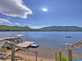 NEW! Lake Stinson Cottage w/Sunroom & Shared Dock!