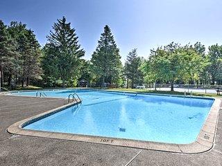 NEW! Quiet Long Pond Home w/Community Pool & Lake!