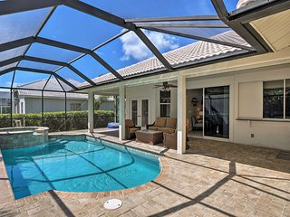 NEW! Marco Island Home w/ Pool - 0.6 Mi. To Beach!