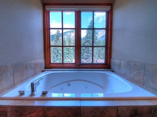 Corner Loft with Private Mountain View Tub ! Access to Spa Facility