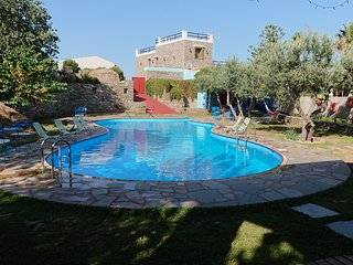 Villa ATHENA with private pool - Green Island Resort Kea
