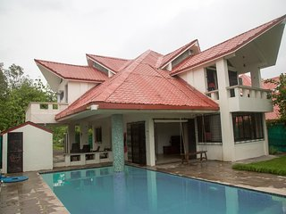 Welcome To Villa Padmanabh. Luxurious Jungle Hideaway.
